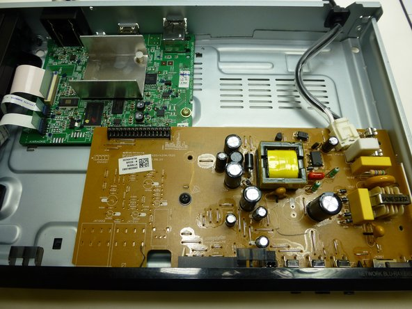 LG BP220 Motherboard Replacement