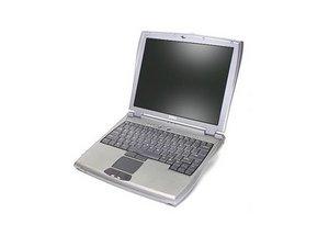 Dell Latitude C400 Repair