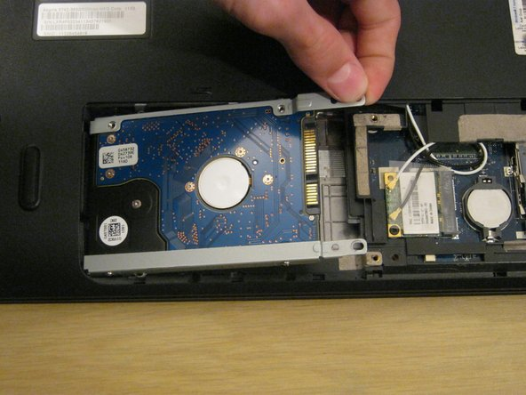 Acer Aspire 5742 Hard Drive Removal