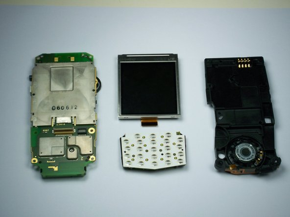 BlackBerry 7130e LCD Replacement