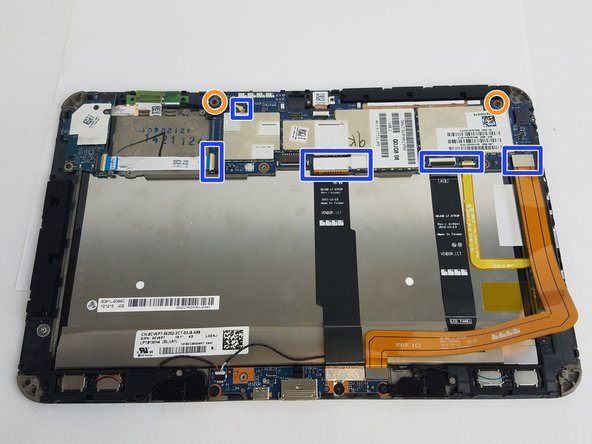 Dell XPS 10 Motherboard Replacement