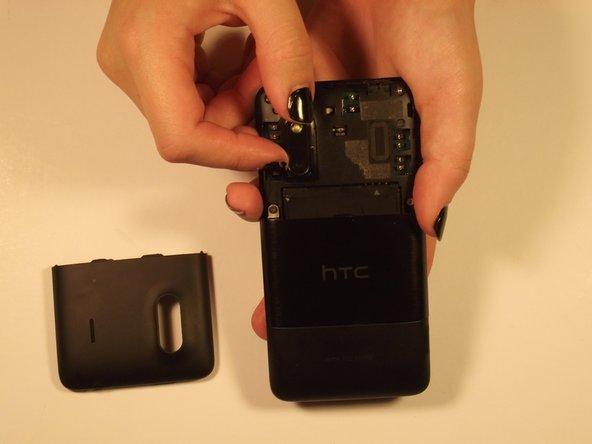 HTC EVO Design 4G Camera Lens Replacement