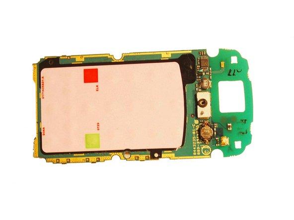 Motorola W490 Keypad Replacement