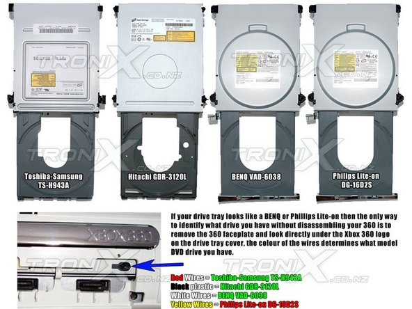 How to troubleshoot and fix a Xbox 360 DVD drive