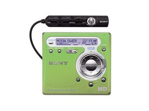 Sony MZ-R700 Minidisc