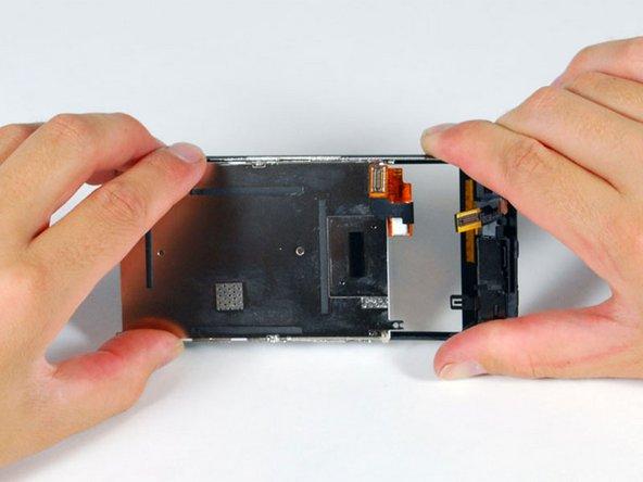 iPhone 3G Display ersetzen
