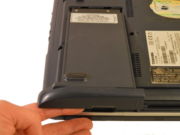 Toshiba Satellite 1415-S105 Battery Replacement