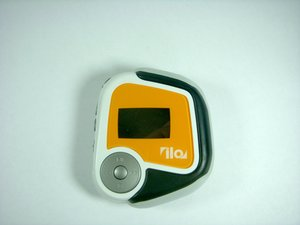 ilo 1Gb Mp3 Player Repair