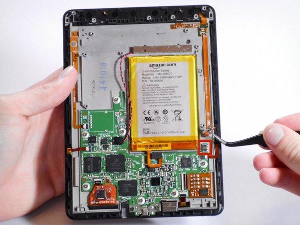 Kindle Voyage Ambient Light Sensor Replacement