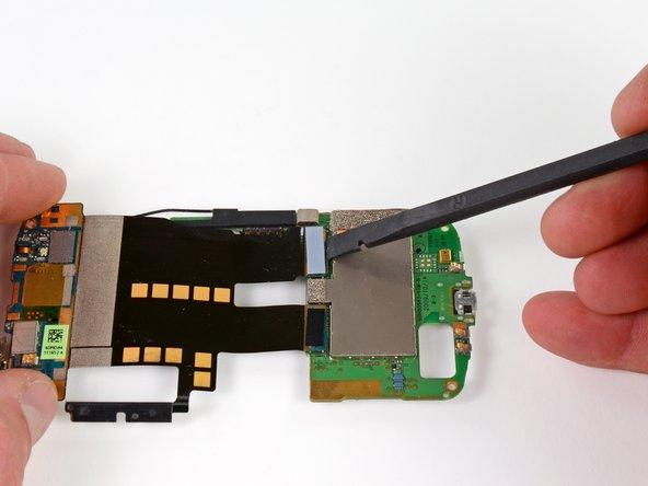 Nexus One Upper Motherboard Replacement
