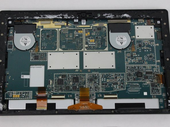 Microsoft Surface Pro 2 Motherboard Replacement