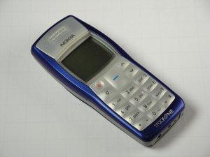 Reparación de Nokia 1100b RH-36