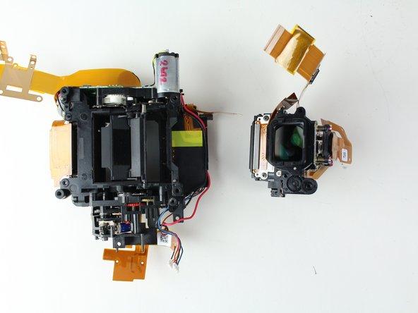 Nikon D7000 Mirror Box & Viewfinder Replacement