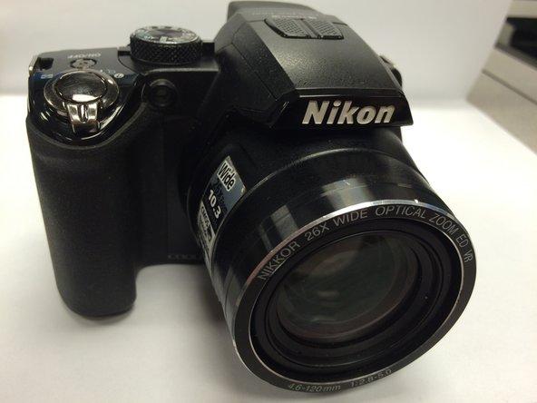 Nikon Coolpix P100.