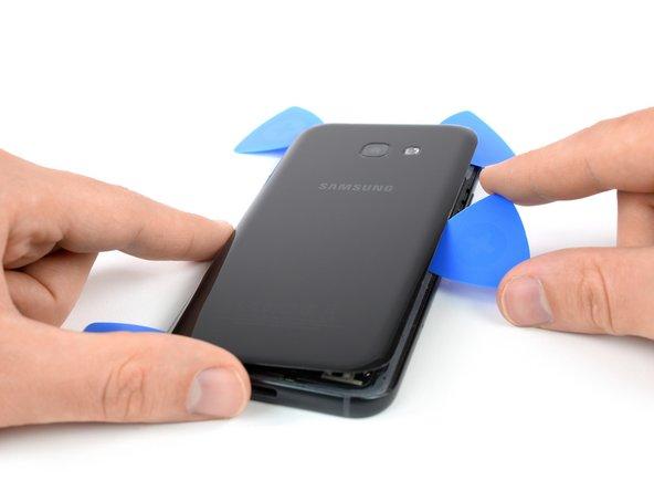 Remplacement de la coque arrière du Samsung Galaxy A5 (2017 ...