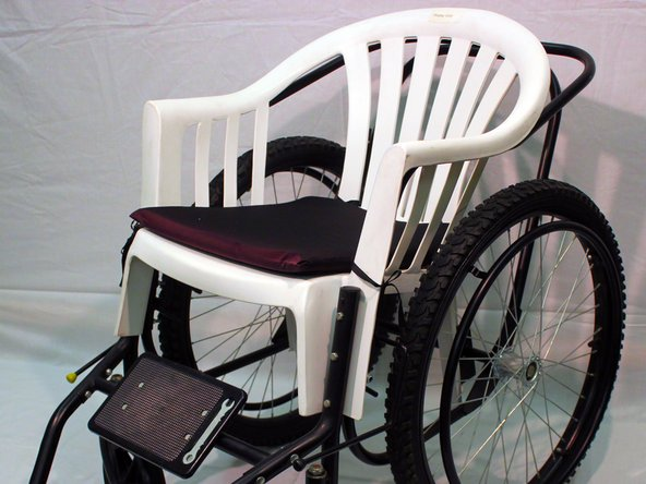 Assembly of the Free Wheelchair Mission GEN 1