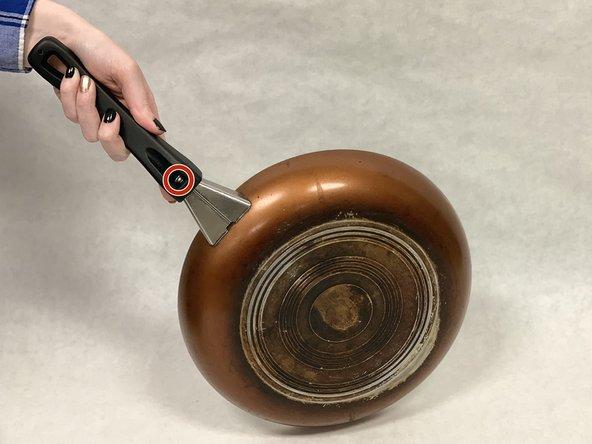 Repairing a Loose Pan Handle