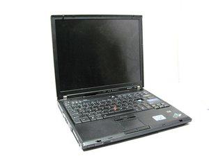 IBM Thinkpad T60 Repair