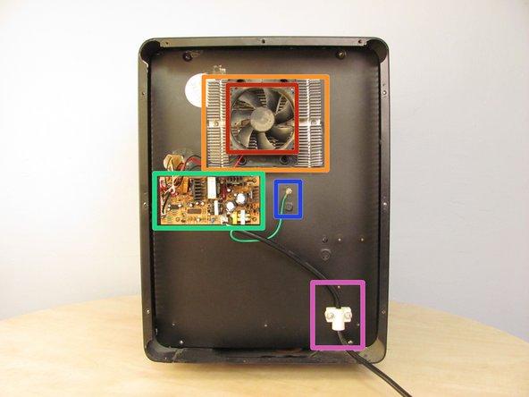 Power Cord Fastener