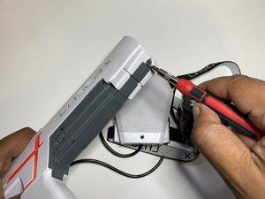 Laser X 88016 LED Lights Repair