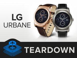LG Watch Urbane Teardown