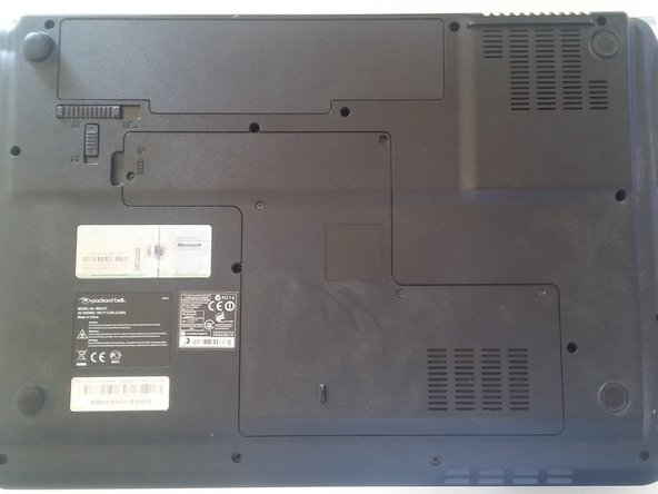 Packard Bell EasyNote TJ65-CU-030GE Battery Replacement