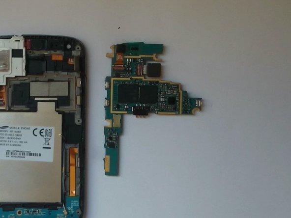 Samsung Galaxy Core Logic Board Replacement