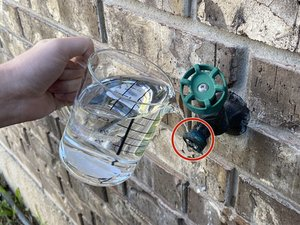 How to Fix a Corroded Outdoor Water Spigot