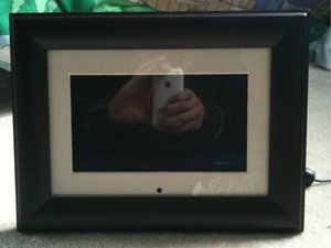 SmartParts SP800WS Digital Photo Frame Teardown