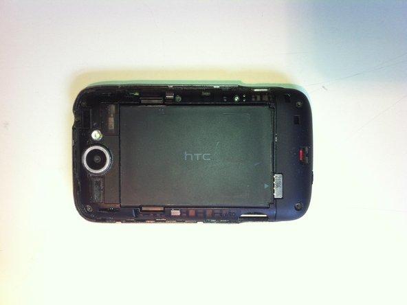 Repairing HTC Wildfire S broken screen