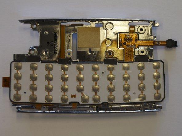 Remplacement du clavier du Samsung Impression