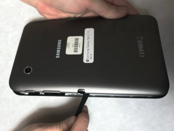 Samsung Galaxy Tab 2 7.0 Speaker Replacement