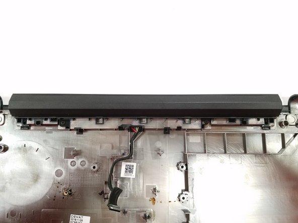 Remplacement de la batterie du Lenovo IdeaPad 110-15ISK