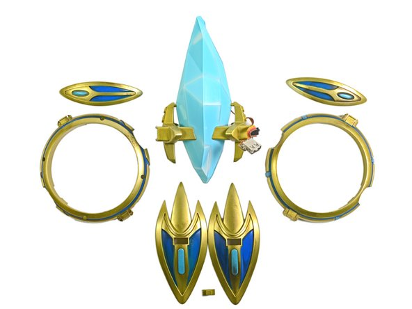We've been bamboozled by the Protoss! This isn't a real pylon; it's just a toy! A decoy!