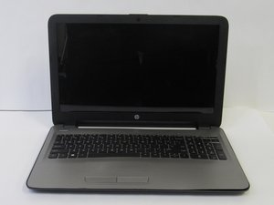 HP Notebook 15-ba018ds Repair