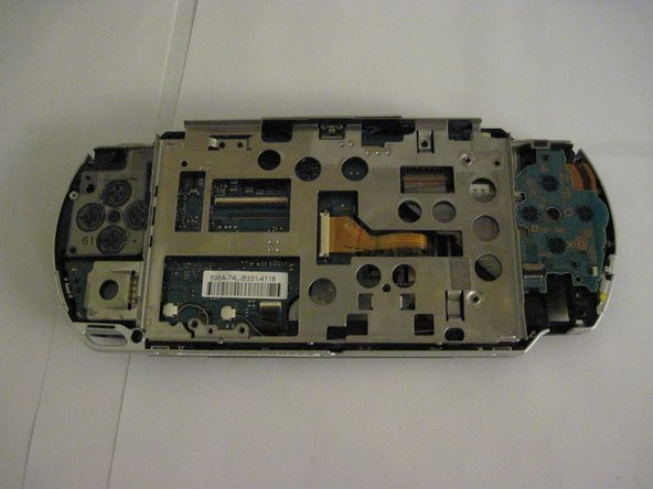 PSP 1000 Speakers Replacement