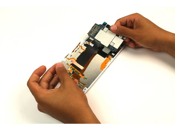 Sony Xperia Z Ultra Motherboard Replacement