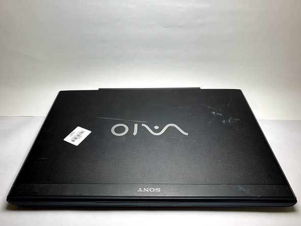 Sony Vaio PCG-41216L Hard Drive Replacement