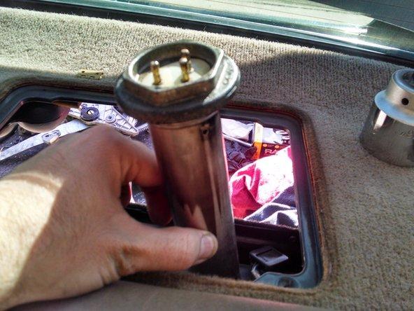 Mercedes W123 Fuel Sending Unit Replacement