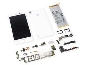 Huawei Phone p7 Teardown