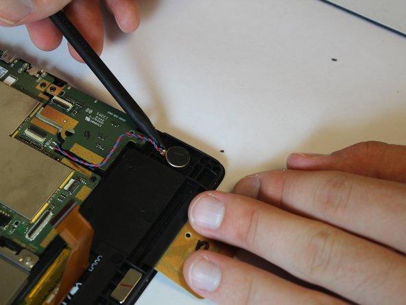 Remplacement du vibreur du Lenovo IdeaTab S6000