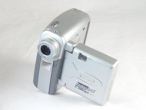Aiptek Pocket DVII 1.3M LCD Repair