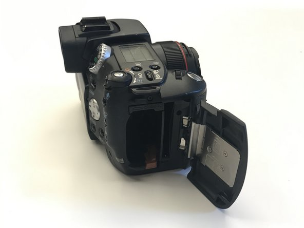 Canon Powershot Pro1 Battery Replacement