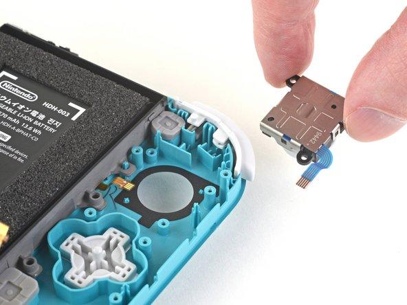 Nintendo Switch Lite linken Joystick tauschen