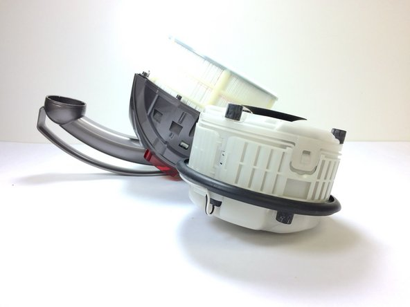 Dyson Cinetic Animal Ball Motor Replacement