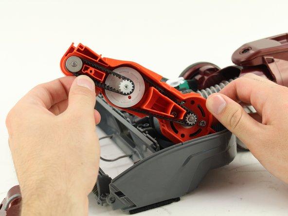 Shark DuoClean Powered Lift-Away Speed Drive Belt Replacement