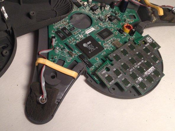 Polycom SoundStation Internal Keyboard Replacement