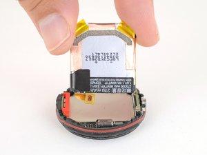 Reemplazo de la batería