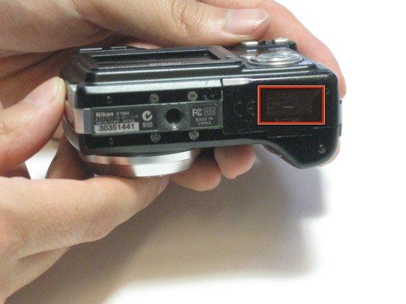 Nikon Coolpix 7900 Battery Replacement