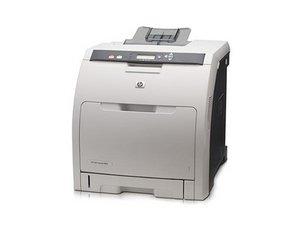 HP Color LaserJet 2700n Repair